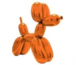 A Koons Balloon Dog